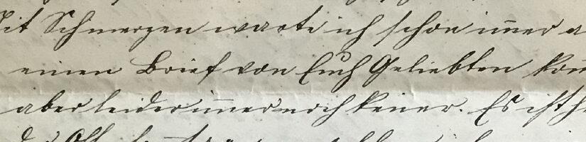 Alte Handschriften entschlüsseln – Wer liest und wer wird gelesen?